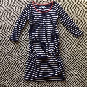 MATERNITY Striped Dress